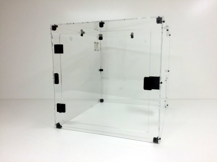 TS Acrylic DIY Kit - Prusa i3 MK2/MK3 Enclosure (also fits with MMU2S)