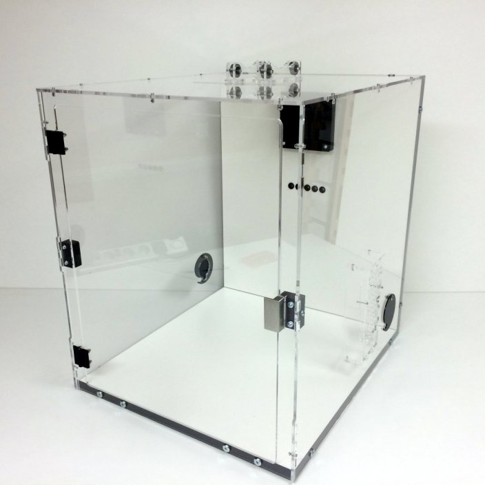 TLX White - Enclosure for Prusa i3 MK3s with MMU2s